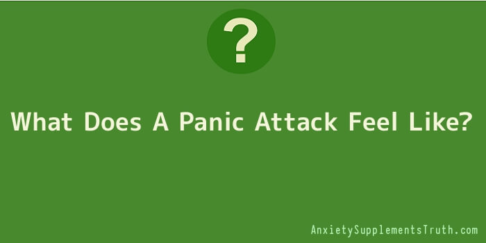 What Does A Panic Attack Feel Like