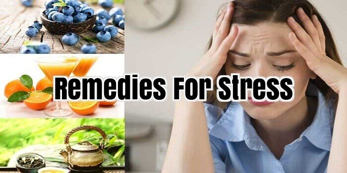 Remedies For Stress