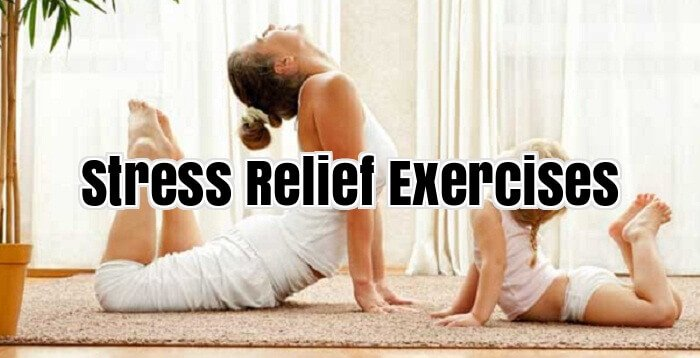 Stress Relief Exercises