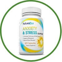 NuturaPlus Anxiety & Stress Support