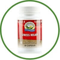 Stress Relief By Nervous System Support