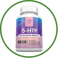 Zenwise Labs 5-HTP Deluxe Stress Support