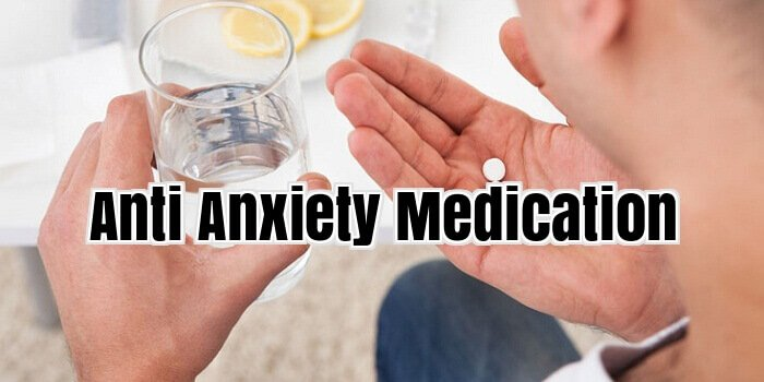 Anti Anxiety Medication
